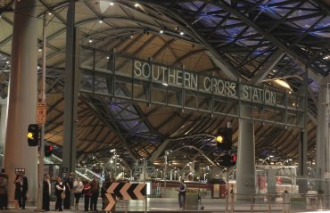 Southern Cross Station Melbourne