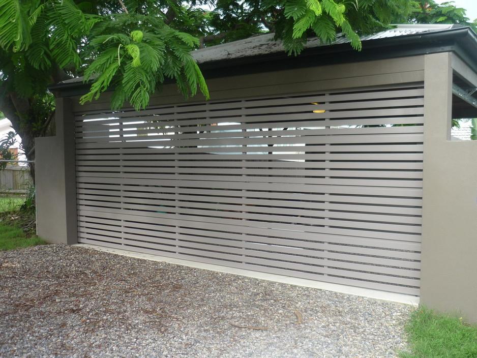 Sectional Door Aluminium 3rd Generation Doors
