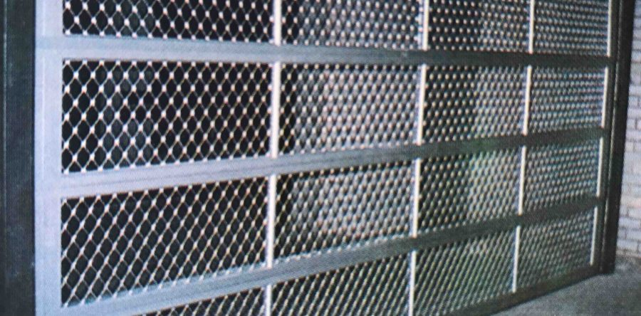 Sectional door grilles & Sectional door grilles - 3rd Generation Doors