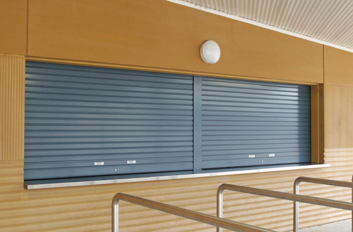 63mm Aluminium Roller Shutter 3rd Generation Doors
