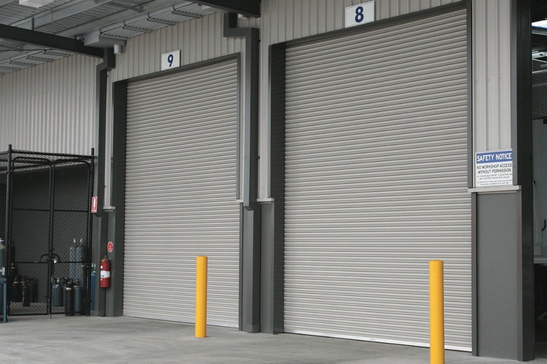 Steel Roller Shutters Series 75 3rd Generation Doors