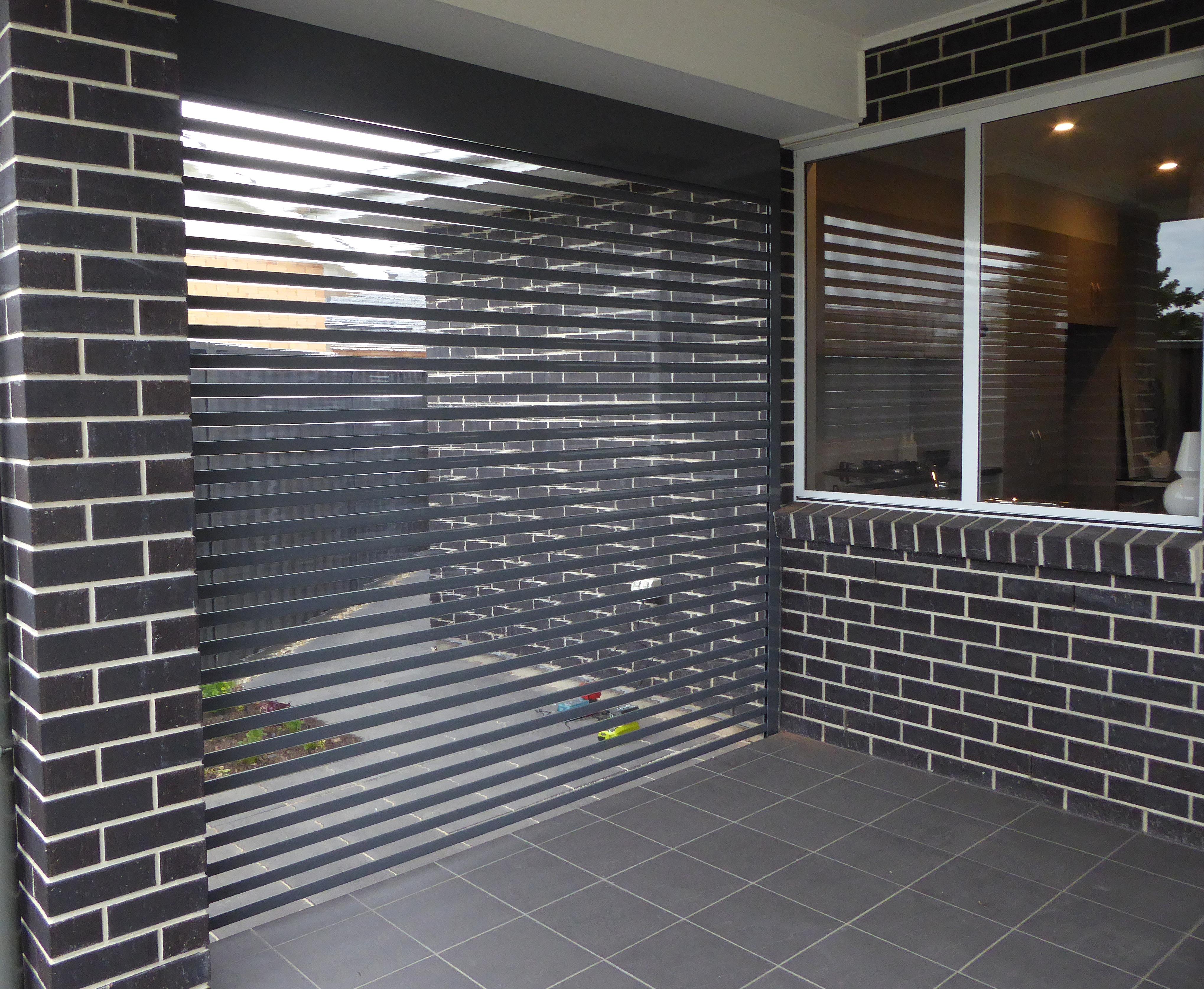 clearlite roller shutter 3rd generation doors. Black Bedroom Furniture Sets. Home Design Ideas