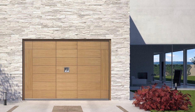 Fully Internal Counter Balanced Door 3rd Generation Doors