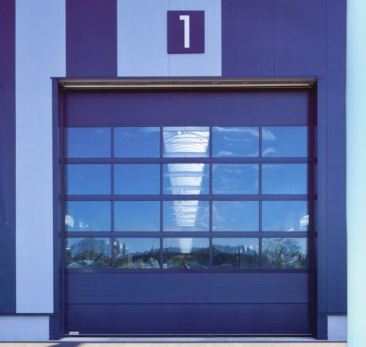 Sectional Door Steel Commercial And Industrial 3rd